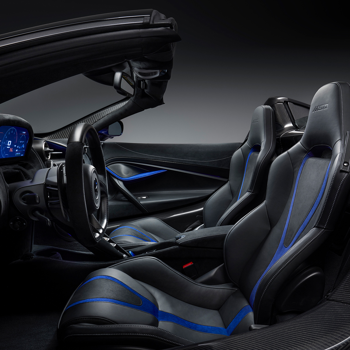 MSO 720s Spider Interior