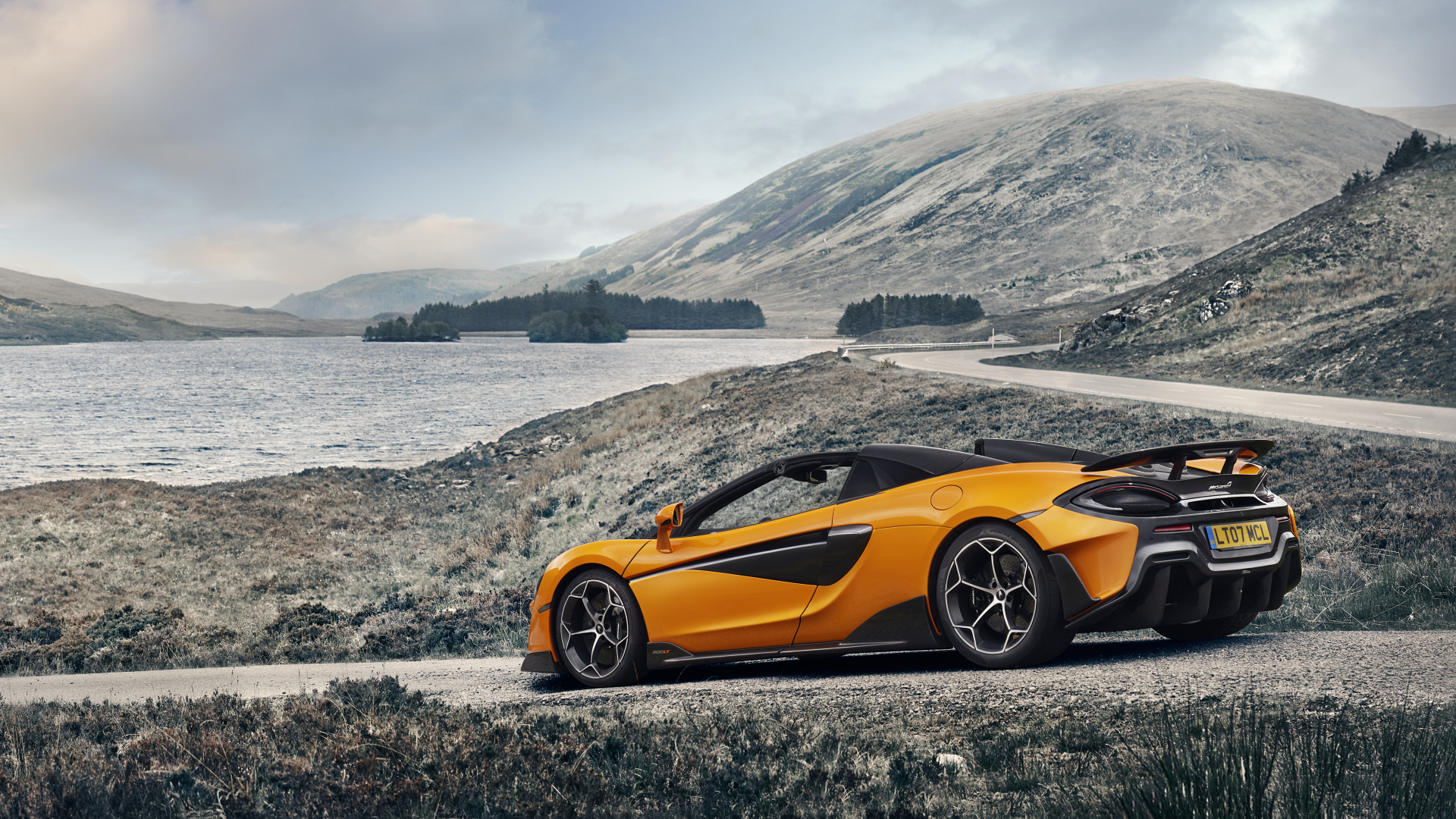 600LT Spider German Home Page