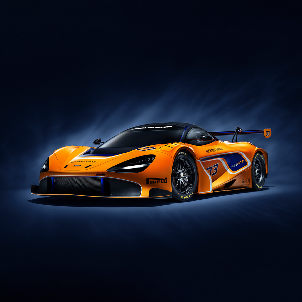 McLaren Customer Racing