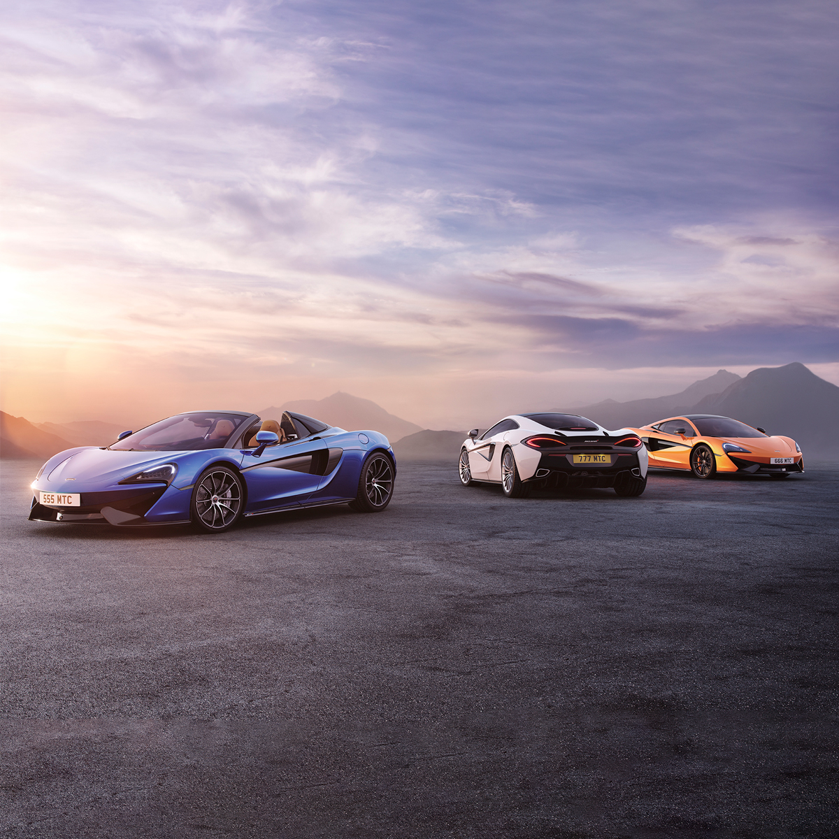 The Official Website of McLaren Automotive