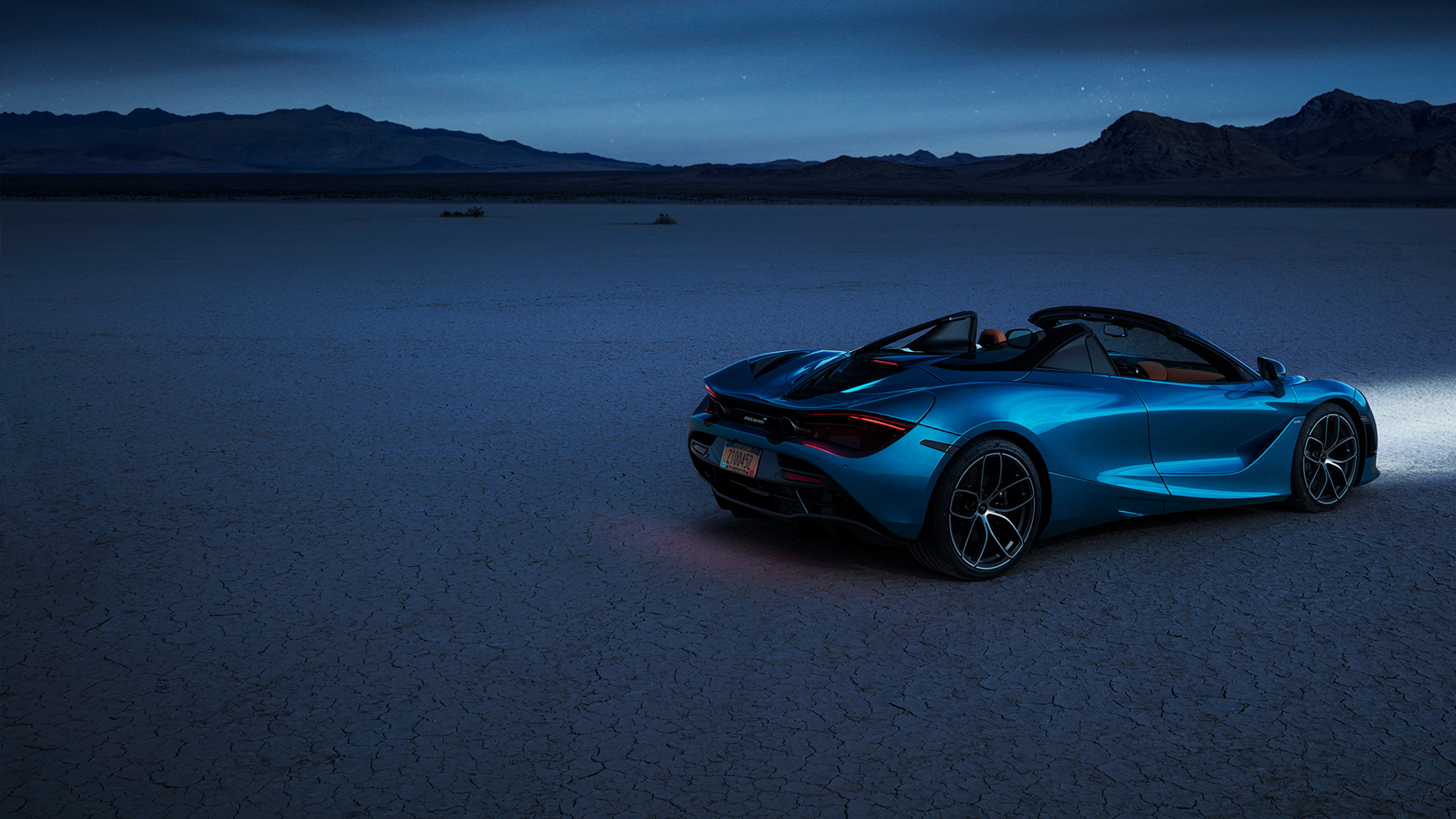 720s Spider Home Page