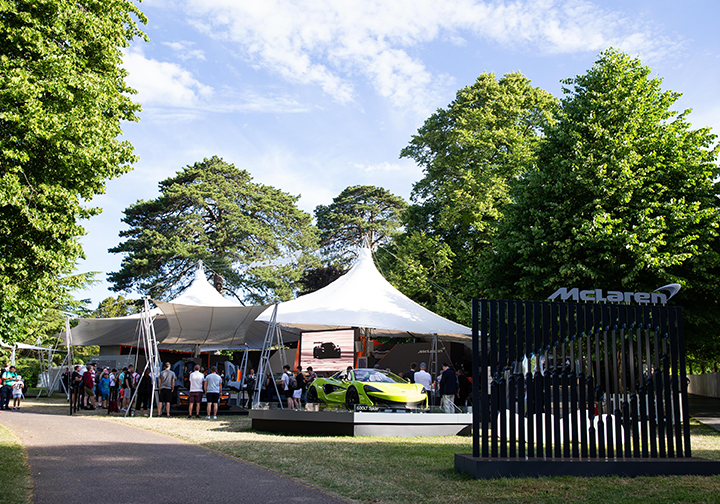 A 'Grand Tour' of Goodwood