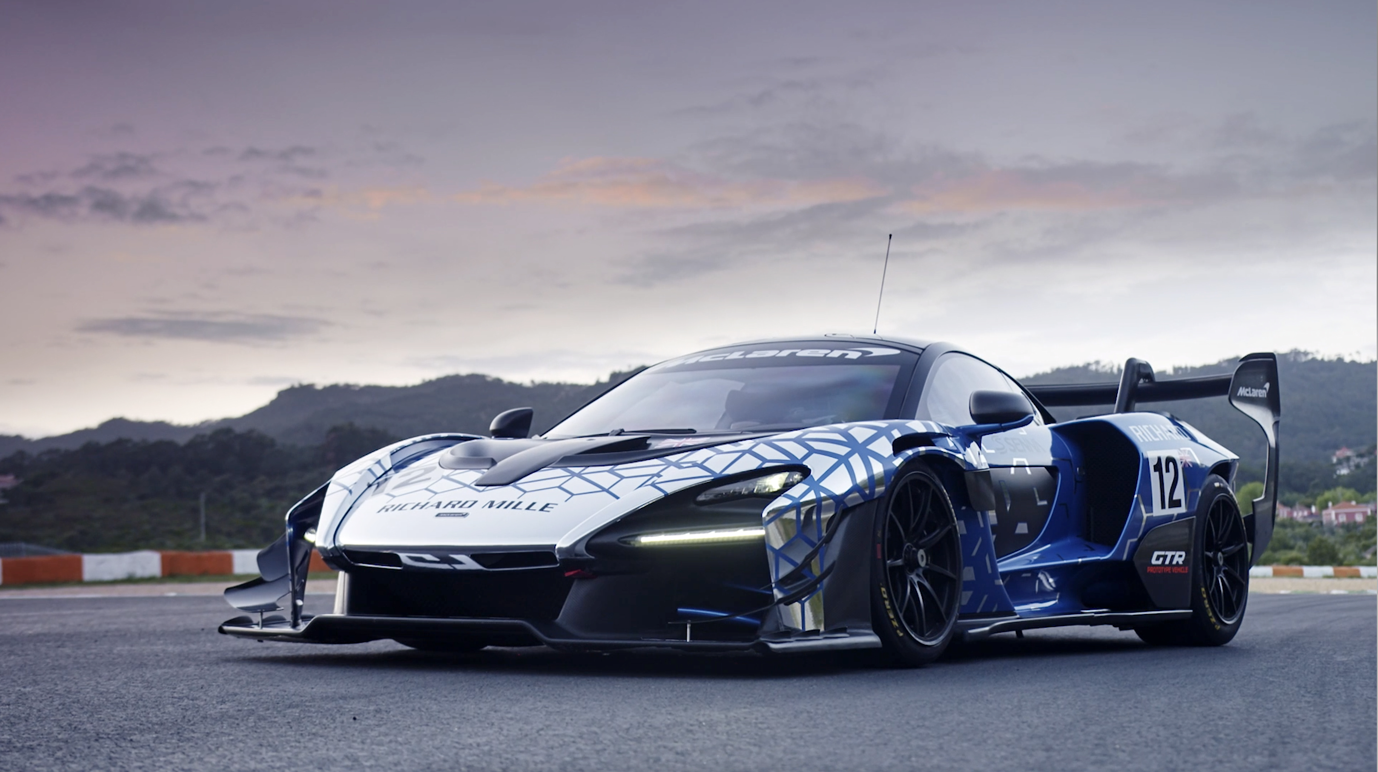Bruno: The McLaren Senna GTR is momentous