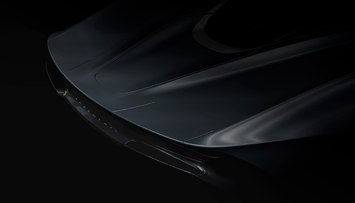 McLaren speedtail to be revealed 26th october