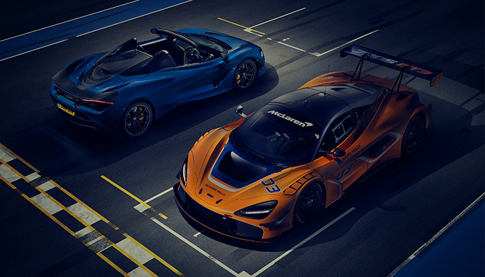 McLaren 720s: From road to track