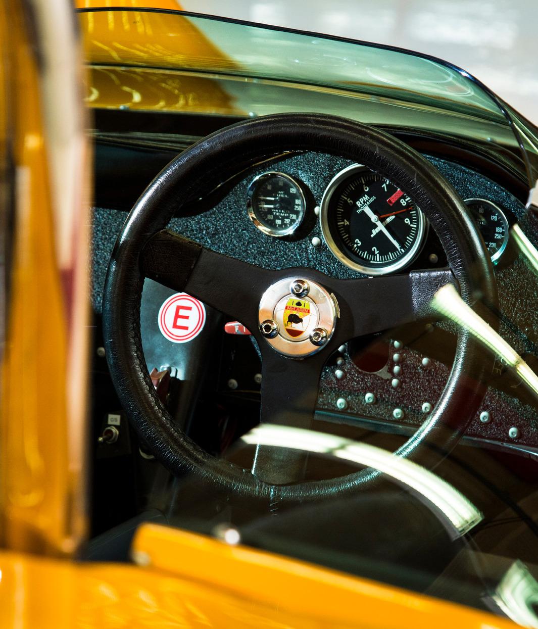 Richard Griot: McLaren collector extraordinaire - McLaren