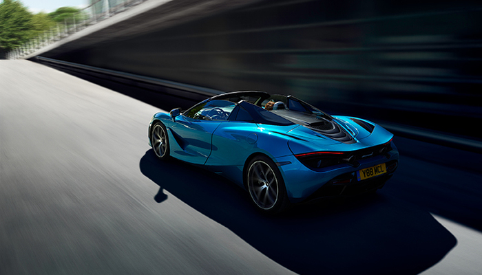 The McLaren 720S Spider: Expectations exceeded