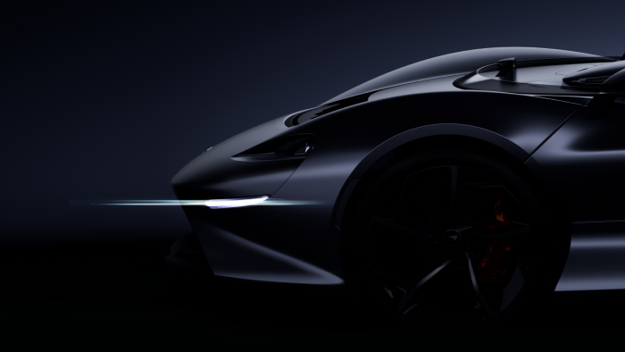 Unveiled: McLaren's ultimate roadster