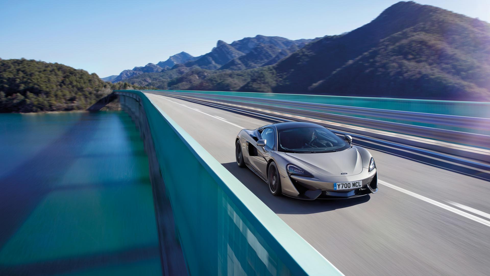 2020 McLaren 570S Coupe Performance