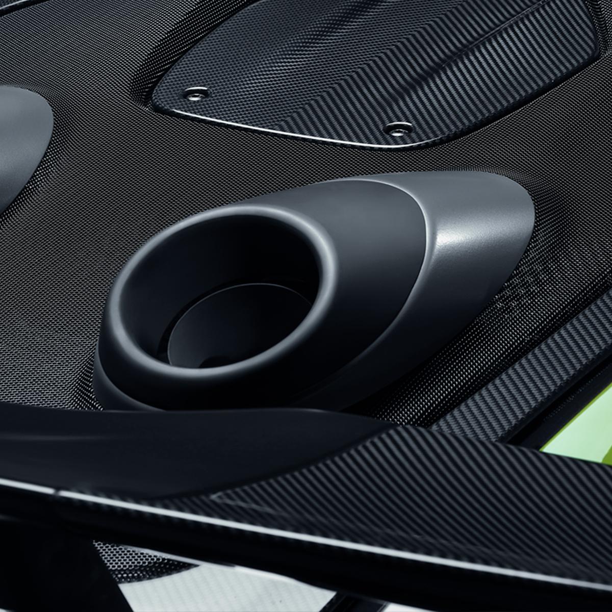 Mclaren 600lt Spider Design Mclaren Automotive