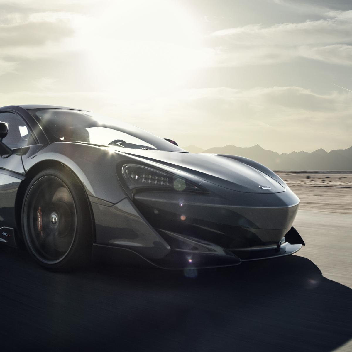 McLaren 600LT - The edge is calling | McLaren Automotive