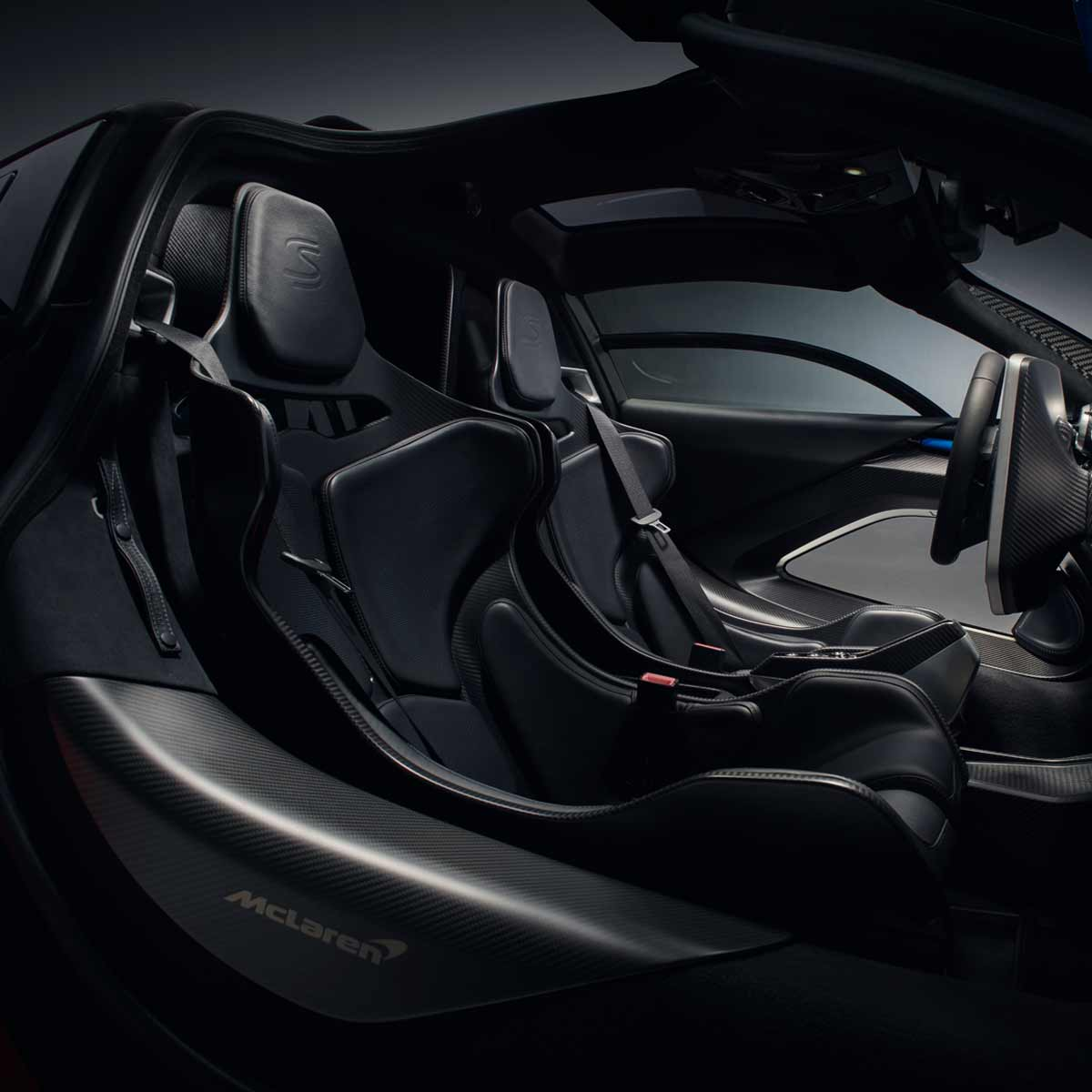 McLaren Senna - Innovation | McLaren Automotive