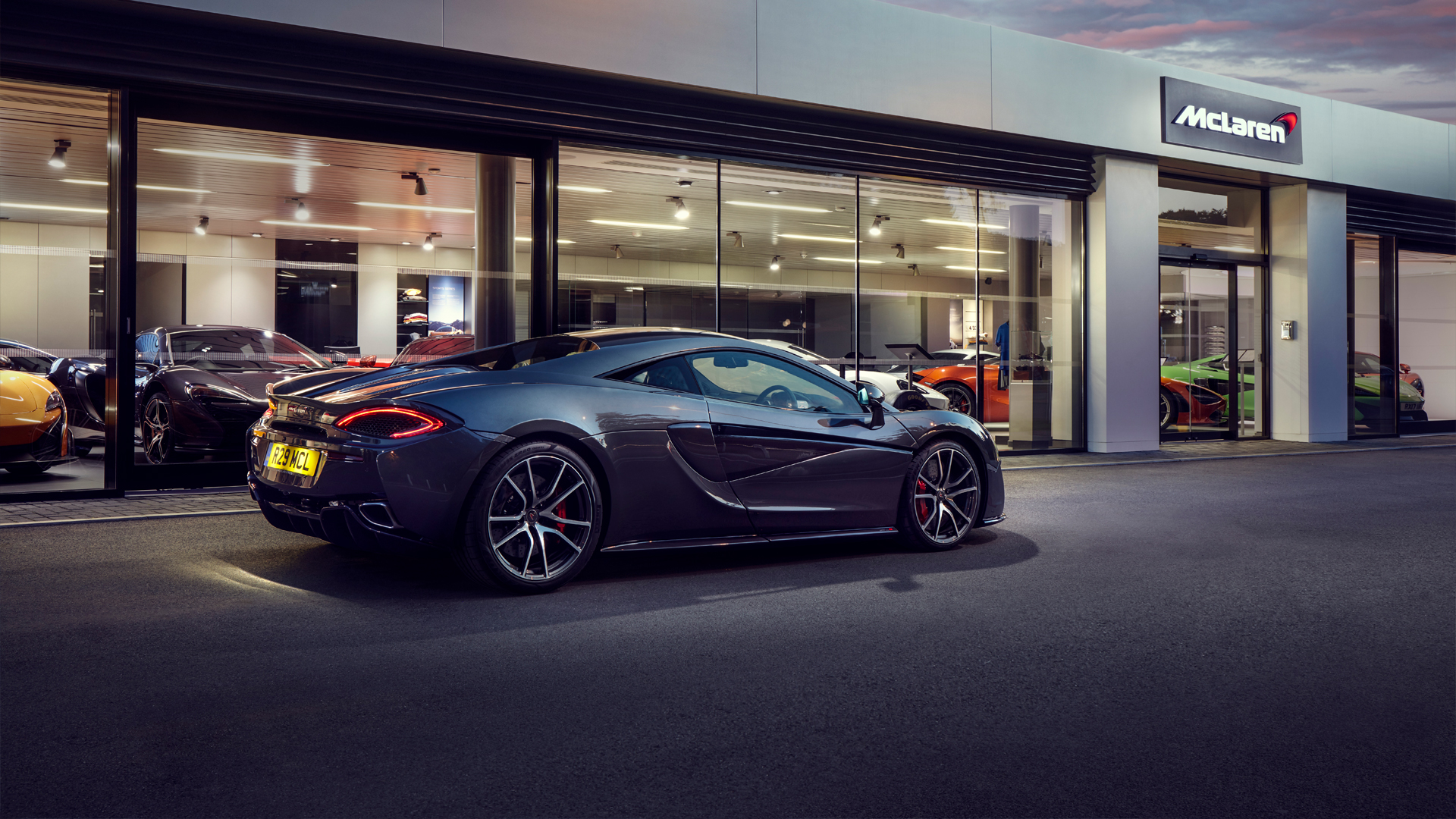 McLaren Service and Maintenance
